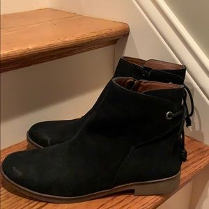 Lucky Brand black boots 9.5